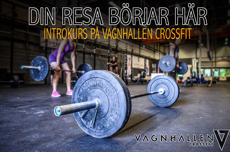 On-Ramp nybörjarkurs i CrossFit